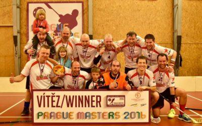 Titul z Prague Masters Muži +35